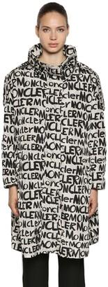 Moncler Amsterdam Nylon Casual Jacket