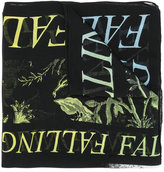 McQ by Alexander McQueen printed scarf - women - Modal - One Size
