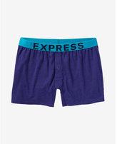 Express knit boxer
