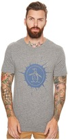 Original Penguin Short Sleeve Splatter Circle Pete Tee Men's T Shirt