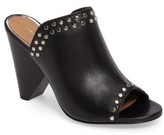 Linea Paolo Women's Penny Studded Cone Heel Sandal