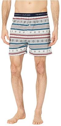 Tommy Hilfiger Fashion Knit Boxer (Ash) Men's Underwear