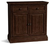 Pottery Barn Banks Cabinet Buffet