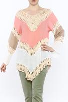 Umgee USA Crochet Tunic
