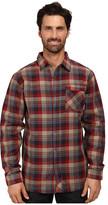 Mountain Hardwear Reversible Flannel Plaid Long Sleeve Shirt