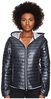 Duvetica Eeria Full Zip Hoodie Women's Coat