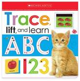 "Scholastic Trace, Lift, and Learn: ABC 123"" Board Book"