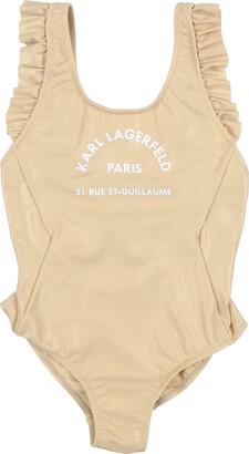 Karl Lagerfeld Paris One-piece swimsuits