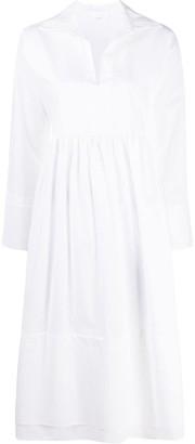 P.A.R.O.S.H. Flared Shirt Dress
