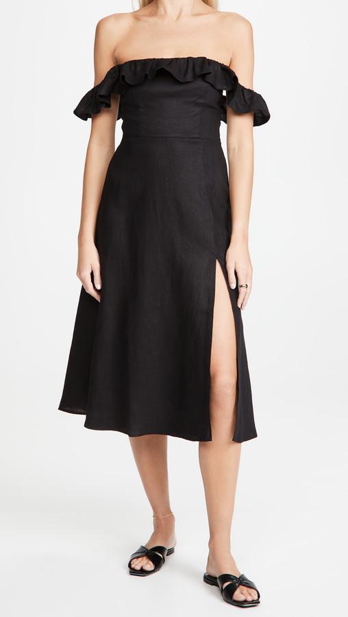 Reformation Amethyst Dress
