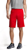 Lands' End Men's Active Shorts-Black
