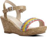 Nine West Edie Wedge Sandals (girls)