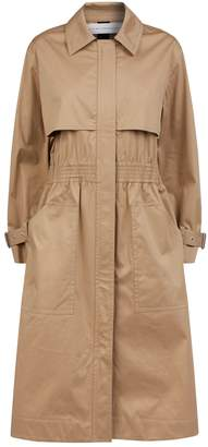 Victoria Beckham Slim-Fit Trench Coat