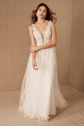 Wtoo by Watters Seeley Gown