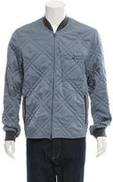 Lanvin Quilted Bomber Jacket w/ Tags