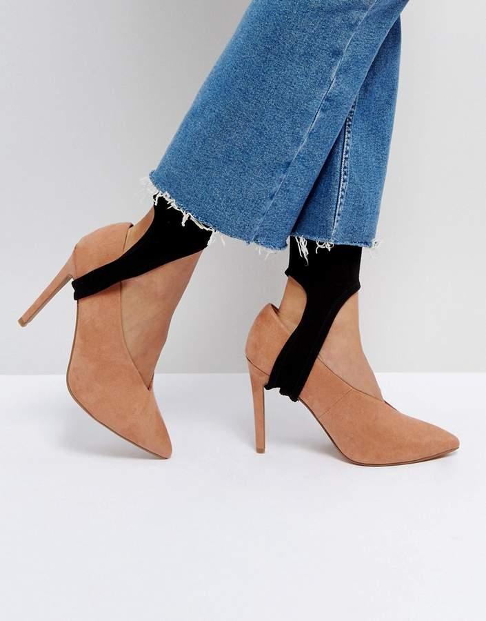 Asos DESIGN Plain Stirrup Socks