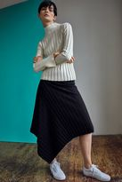 Boutique Knitted rib skirt