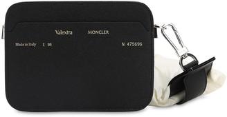 Valextra Moncler Genius MONCLER X LEATHER DADO BAG