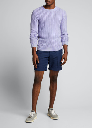 Incotex Omaha Chinolino Shorts