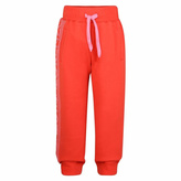 Kenzo Girls Red Joggers
