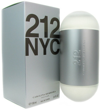 Carolina Herrera Women's 212 3.4Oz Eau De Toilette Spray