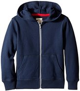 Scout + Ro Little Boys' Solid Hoodie Jacket,4