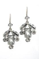 Cluster Drop Earrings