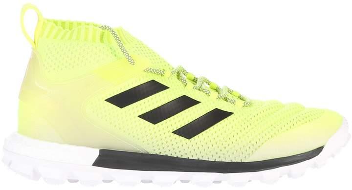 Gosha Rubchinskiy Yellow 'x Adidas' Sneakers
