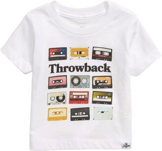 Kid Dangerous Throwback Graphic T-Shirt