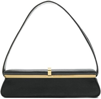 Victoria Beckham Powder Box clutch bag