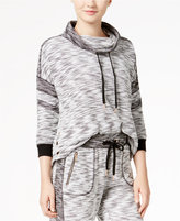 Material Girl Juniors' Marled French Terry Hoodie, Only at Macy's