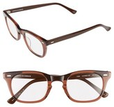 Corinne McCormack Women's 'Toni' 48Mm Reading Glasses - Alternate Brown