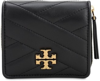 Tory Burch KIRA QUILTED LEATHER COMPACT WALLET