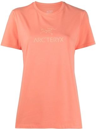 Arc'teryx logo print T-shirt