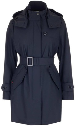 Woolrich Belted Trench Coat