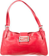 Fendi Leather Mini Shoulder Bag