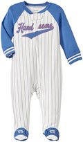 """Carter's Baby Boys' """"Pinstriped & Handsome"""" Footed Coverall"""
