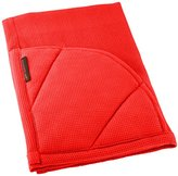 Rachael Ray Multifunctional 2-in-1 Moppine, Ultra Absorbent Kitchen Towel & Heat Resistant Pot Holder, Red