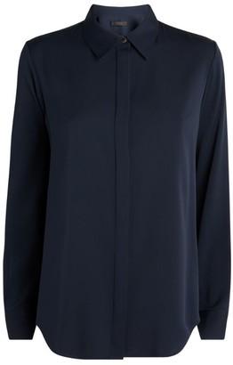 The Row Petah Silk Shirt