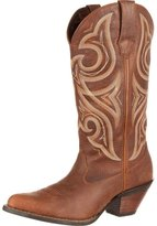 "Durango Western Boot Womens 13"" Crush Jealousy Wide DRD0102"