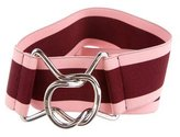 Miu Miu Elasticized Waist Belt