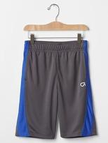 GapFit kids mesh-panel shorts