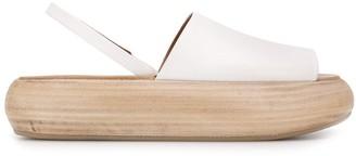 Marsèll Platform Slingback Sandals