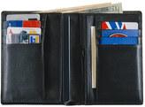 Royce Leather European Passport Wallet 207-5