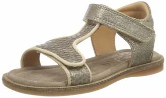 Bisgaard Boy's Girls Alma T-Bar Sandals