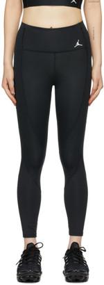 Jordan Black Logo Leggings