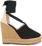 Castaner Nerea sandals - women - Cotton/Leather/rubber - 39