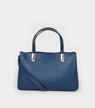 New Look Leather-Look Mini Tote Bag