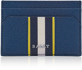 Bally Leather Business Card Holder