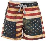 Trunks MC2 St Barth Vintage US Flag Swim Shorts